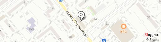 АК БАРС БАНК на карте Зеленодольска
