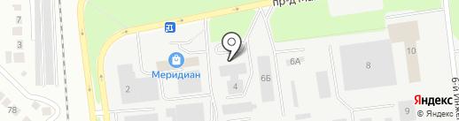 Единый ресурс на карте Ульяновска