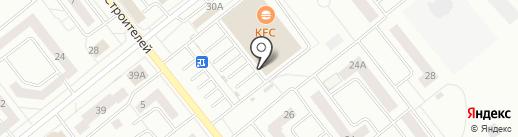 ГОРСТРАХ на карте Зеленодольска
