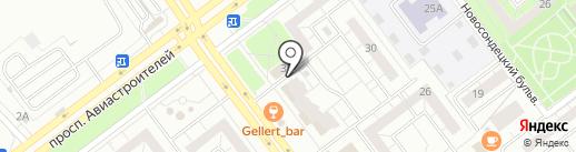 ComicsTime на карте Ульяновска