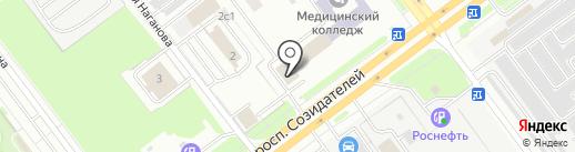 Департамент юридических услуг на карте Ульяновска