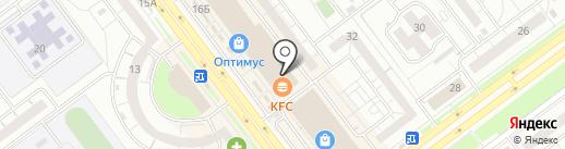 Extery на карте Ульяновска