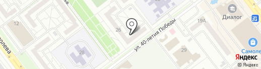 Жизнь на карте Ульяновска