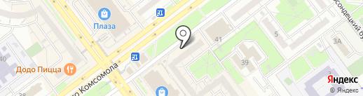 ПироОпт на карте Ульяновска
