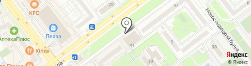 Властелин колец на карте Ульяновска