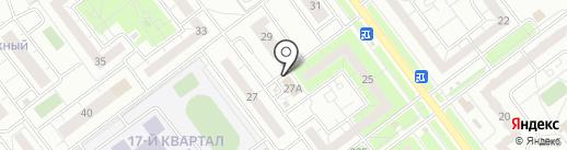 Технология сервис на карте Ульяновска