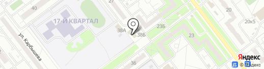 Зоомагазин на карте Ульяновска