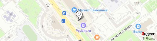 BetCity на карте Ульяновска