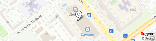 Fun Day на карте Ульяновска