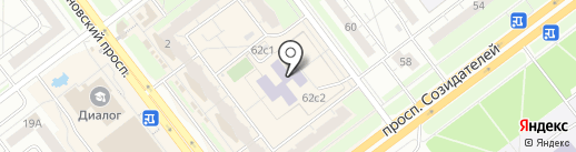 Закусочная на карте Ульяновска