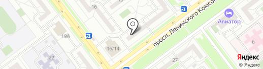 Dolce vita на карте Ульяновска