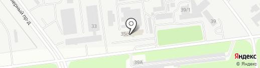 NEO на карте Ульяновска