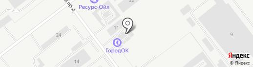 Славная Фурнитура на карте Ульяновска