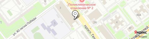 Удачная покупка на карте Ульяновска