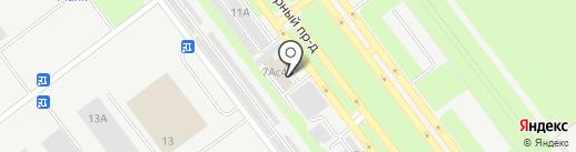 NIK-CAR на карте Ульяновска