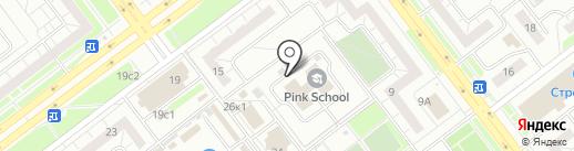 Негосударственная экспертиза-Ульяновск на карте Ульяновска