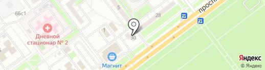 We Make Floor на карте Ульяновска
