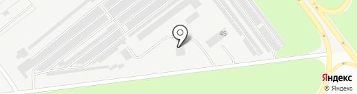 Ремонтная компания на карте Ульяновска
