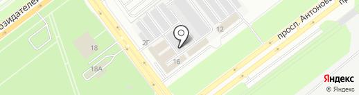 АудиоКар на карте Ульяновска