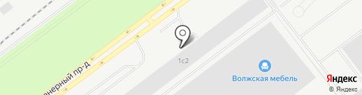 РосПлит на карте Ульяновска