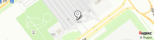 Автоплюс на карте Ульяновска