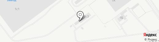 Авгуръ-Аква на карте Ульяновска