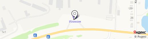 АЗС Гостойл на карте Айши