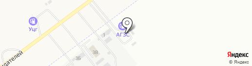 ИНОМАРКИ на карте Ульяновска