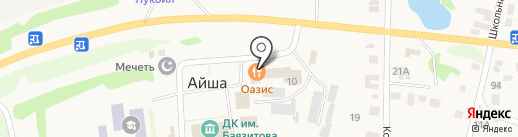 Мясной магазин на карте Айши