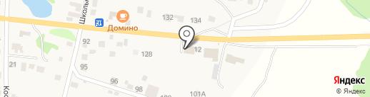Служба эвакуации автомобилей и спецтехники на карте Айши