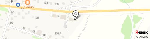 Артель Левша на карте Айши