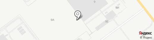 Арикон Трейд на карте Ульяновска