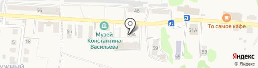 Зеленодольская музыкальная школа на карте Васильево