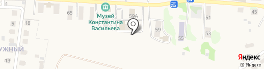 Доступное жилье на карте Васильево