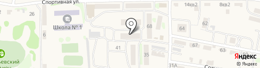 Для вас на карте Васильево