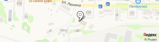 Пожарная часть №153 на карте Васильево