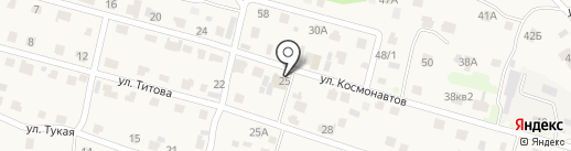 Монтаж-комплект на карте Васильево
