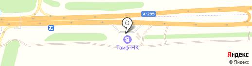 АЗС Автодорстрой на карте Васильево