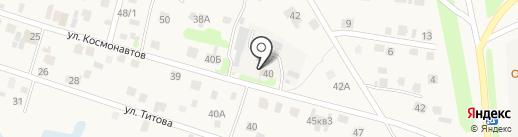 Зеленодольскгаз на карте Васильево
