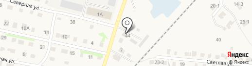 ВАСИЛЬЕВО на карте Васильево