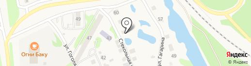Продуктовый магазин на карте Васильево