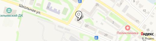 Платежный терминал, Сбербанк, ПАО на карте Васильево