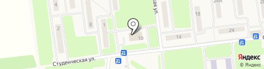 УГСХА на карте Октябрьского