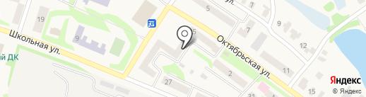 Платежный терминал, Сбербанк России на карте Васильево