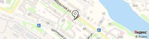 Поликлиника на карте Васильево