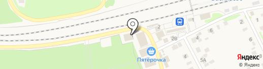 Копировальный центр на Привокзальной на карте Васильево