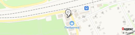 Мастерская по ремонту обуви и изготовлению ключей на карте Васильево