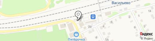 Экспресс Печать на карте Васильево