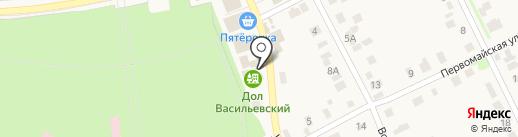 Qiwi на карте Васильево