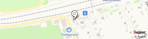 ХозКласс на карте Васильево